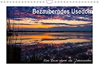 Bezauberndes Usedom (Wandkalender 2022 DIN A4 quer): Bezaubernde Bilder von der Insel Usedom (Monatskalender, 14 Seiten )