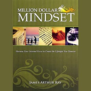 The Million Dollar Mindset audiobook cover art