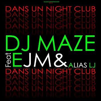 Dans un Night Club - Single