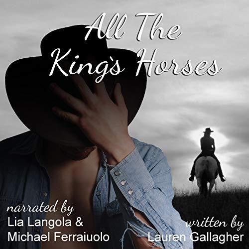 Diseño de la portada del título All the King's Horses