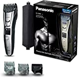 Panasonic ER-GB80-S503 - Cortapelos Impermeable (Recargable,