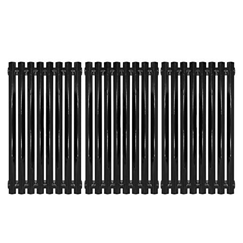 Hongso Grill Grates Replacement for Dyna glo DGF510SBP, DGF510SSP, DGF510SSP-D, Uniflame GBC1059WB, GBC1059WE-C, Cooking Grid For Backyard Grill BY12-084-029-98,Other Gas Grill Models,Pack of 3,PCA343