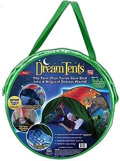 DreamTents Fun Pop Up Tent - Dinosaur Island
