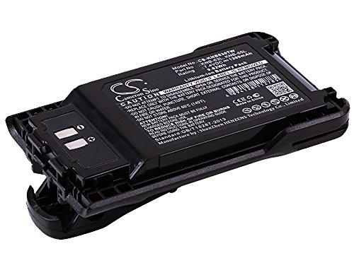 Replacement battery for KENWOOD - Two-Way Radio Battery - TH-K20, TH-K20A, TH-K20E, TH-K40A, TH-K40E, TK-2000E, TK-2000K, TK-2000M, TK-2000T2, TK-3000E, TK-3000K, TK-3000K2, TK-3501, TK-U100