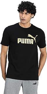 PUMA Men's ESS+ Logo Execution T-Shirt