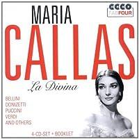 La Divina by Maria Callas