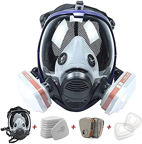 15 in 1 Reusable Full Wide Cover Las Vegas Mall Respirator Face Fiel Max 78% OFF