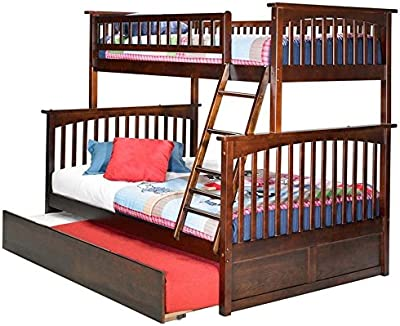 Leo & Lacey Urban Twin Over Full Trundle ...