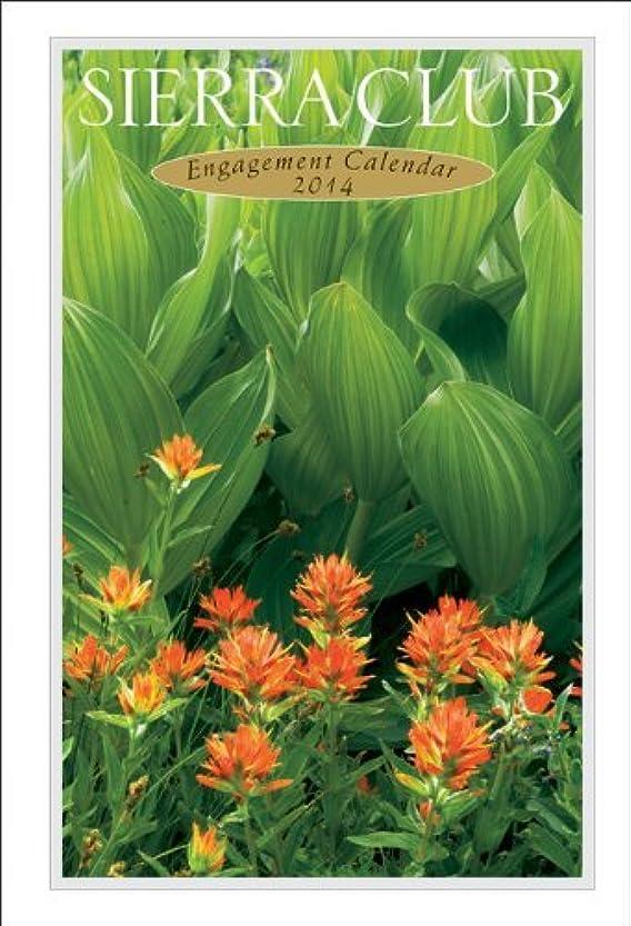 リンケージ実装する南Sierra Club Engagement Calendar 2014 by Sierra Club Calendars(2013-07-23)