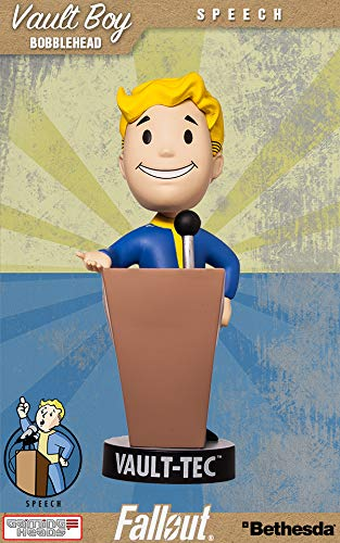 Fallout 4: Vault Boy 111 Bobbleheads - Series Two: Speech