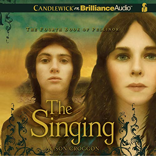 The Singing Audiobook By Alison Croggon cover art