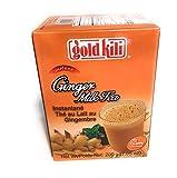 Gold Kili Ginger Instantanee The Au Lait - 8 x 25 gr