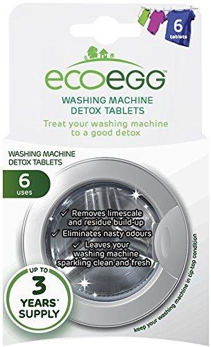 Preisvergleich Produktbild Ecoegg Detox Tablets Reinigungstabletten für Waschmaschinen