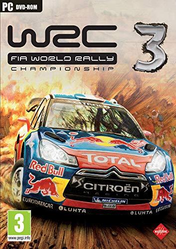 bon comparatif WRC 3: Championnat du Monde des Rallyes FIA un avis de 2021