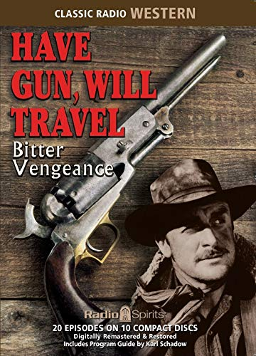Couverture de Have Gun Will Travel: Bitter Vengeance