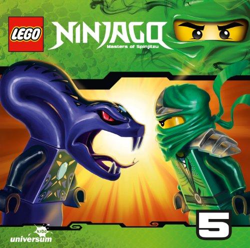 Lego Ninjago: Meister des Spinjitzu (CD 5)