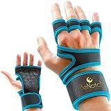 BeNotch Fitness Handschuhe Herren, Trainingshandschuhe Damen, Gewichtheben Handschuhe für Bodybuilding Crossfit