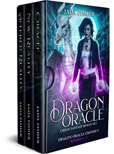 Dragon Oracle Urban Fantasy Boxed Set by Jada Fisher ebook deal