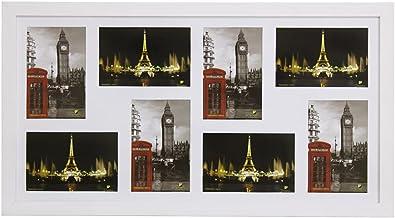 Painel, Multifotos Fotos Pop 8 Fotos Parede (10x15) Branco