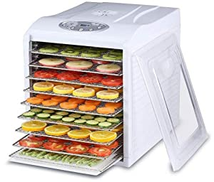Review of the BioChef Arizona Sol Food Dehydrator