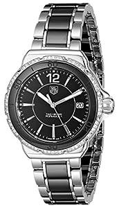 TAG Heuer Women's WAH1212.BA0859 Formula One Black Dial Watch image
