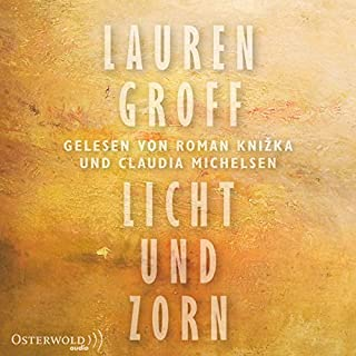 Licht und Zorn                   By:                                                                                                                                 Lauren Groff                               Narrated by:                                                                                                                                 Roman Knižka,                                                                                        Claudia Michelsen                      Length: 15 hrs and 46 mins     Not rated yet     Overall 0.0