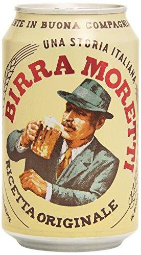 Moretti Birra Lattina 330ML