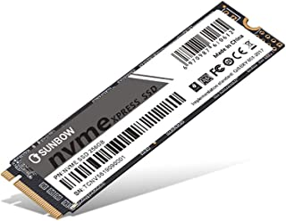 TCSUNBOW - Unità SSD M.2 2280 PCIe Express GEN3.0x4 NVMe da 240 GB NVME 256GB