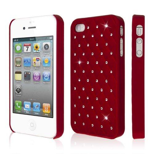 Empire Glitz - Carcasa con cristales decorativos para iPhone 4 y 4S,...