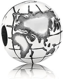 Mejor Charm Pandora Bola Del Mundo de 2020 - Mejor valorados y revisados