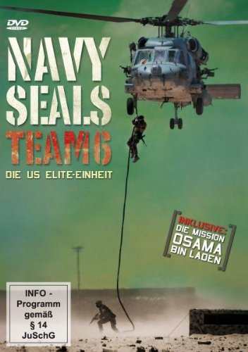 Navy Seals Team 6 - Die US Elite-Einheit