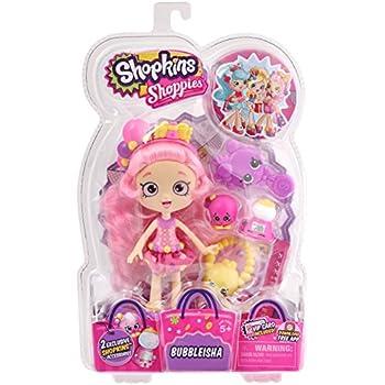 SHOPKINS SHOPPIES S1 DOLL PACK BUBBLEISHA | Shopkin.Toys - Image 1