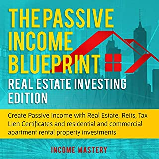 The Passive Income Blueprint cover art