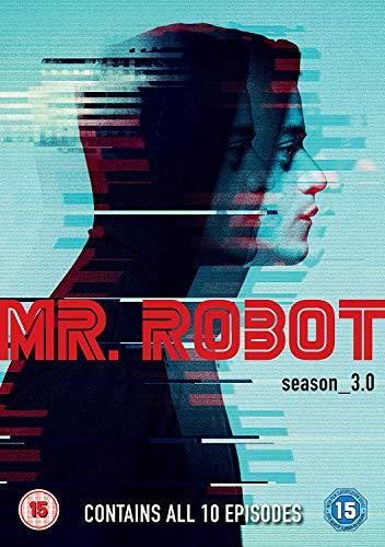 Locandina Mr. Robot: Season 3 Set (4 Dvd) [Edizione: Regno Unito]
