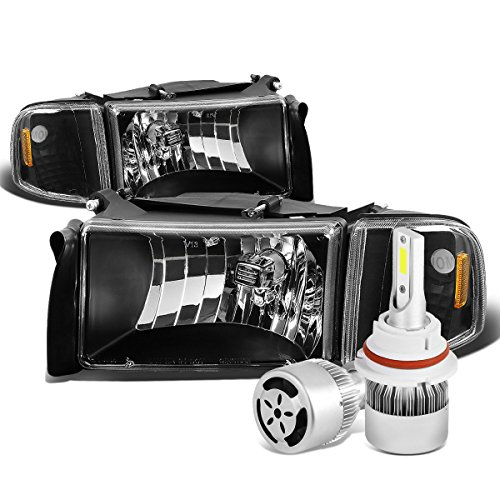 01 ram hid headlights - 8