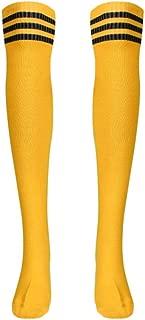 Autumn Retro Knee High Tube Thigh High Socks Over Knee Girls Football Socks