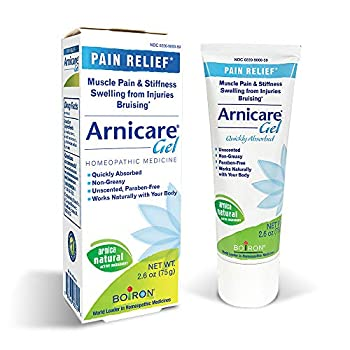 Boiron Arnicare Gel 2.6 Ounce  Pack of 1  Topical Pain Relief Gel
