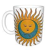 Swan Cops Home Tazza da tè in ceramica Tazza da caffè da ufficio 10 Oz