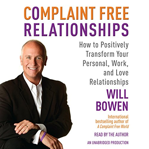 Complaint Free Relationships cover art