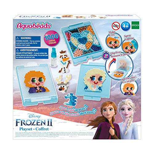 Aquabeads Frozen 2 Playset Now $10.11 (Was $24.95)