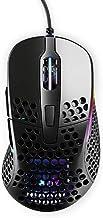 Xtrfy(エクストリファイ) M4 RGB 右手用 エルゴノミック ゲーミングマウス【日本正規品】 (ブラック)