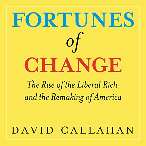 Fortunes of Change audiobook cover art