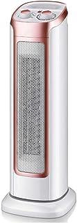 Radiador eléctrico MAHZONG Calentador oscilante de Ventilador de Torre de cerámica - 2 KW, Blanco
