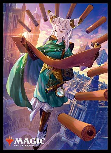 マジック:ザ・ギャザリング プレイヤーズカードスリーブ 『灯争大戦』 《伝承の収集者、タミヨウ》 (MTGS-088)