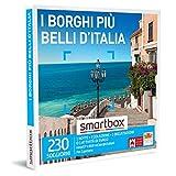 smartbox - Cofanetto Regalo - I borghi più Belli d'Italia - Idee Regalo - 1 Notte con Colazione e degustazione o attività di Svago per 2 Persone