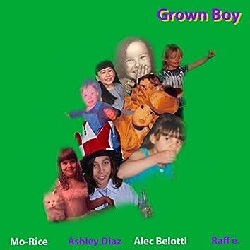 Grown Boy (feat. Alec Bellotti, Ashley Diaz & Raffe.)