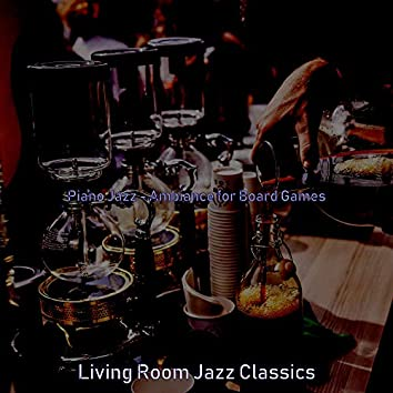 Piano Jazz - Ambiance for Board Games