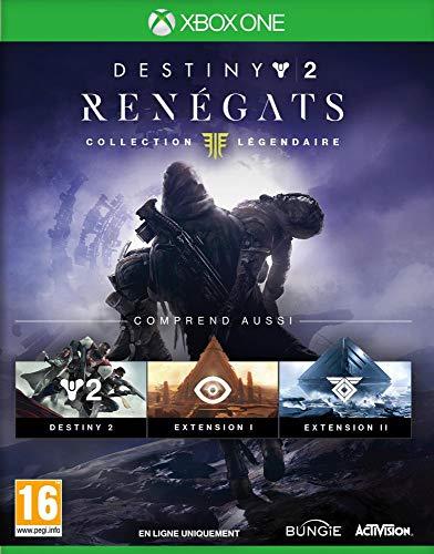 Destiny 2: Forsaken - Legendary Edition - Xbox One [video game]