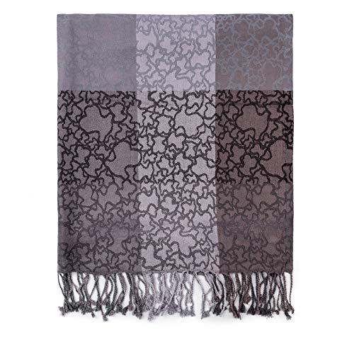 Foulard Kaos en color negro-gris (995920058)