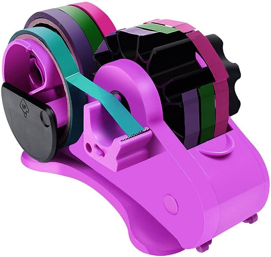 SHUAN Tape Cutter Multifunctional Hot Holder Daily bargain sale Ranking TOP19 Automatic Pr